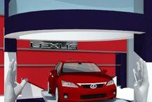 Rh stand Lexus