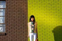 Color / by Hannah Cohen