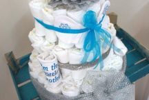 Snowborder Babyshower