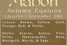 MABON sept star equinox Autumn
