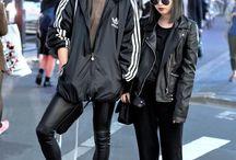 Mode japenese streetwear