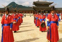 한국건축 / 건축물  절 궁전 궁 한옥 정자 성 성곽