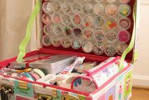 crafty storage ideas