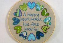 Embroidery Hoops / by Meagan Widders