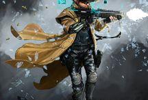 d&d&Shadowrun