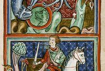 Medieval/Antiguo