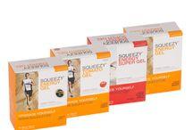 SQUEEZY energia zselé tasakos / SQUEEZY SPORTS NUTRITION tasakos energia zseléi. 1 doboz = 12 tasak energia gél. http://www.squeezy-nutrition.hu/termek/energia-zsele-tasak/