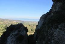 Itinerario Ponzo / Percorso trekking naturalistico Ponzo, Santa Caterina dello Ionio (CZ)