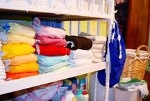 Cloth Diapers / by Debi Miller