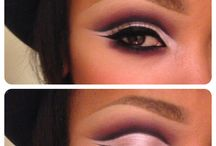 CUT CREASE MAKE UP LOOKS
