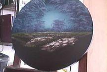 Vídeos de pinturas óleo sobre tela