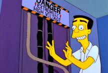 Los Simpsons / by Fernando Lahoz