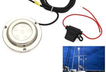 Underwater LED Lights for Fishing and Boats