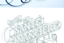 Typography / Great typo designs.