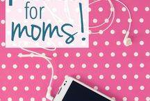 Podcasts for Mommas