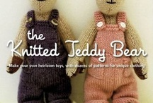 Knitted Dolls and Bears