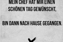 Arbeit /Chef