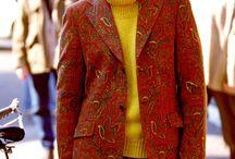 a fashion icon: David Bowie