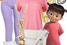 Disney outifts