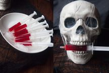 Halloween / Scary ideas for the perfect Halloween party