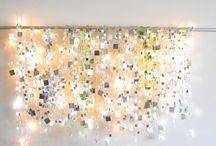 Studio Ideas - Lighting / Ideas for my dream studio. Someday.