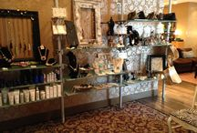 The Marketplace at Toppers Spa/Salon / Boutique products and gifts sold at Toppers Spa/Salon!