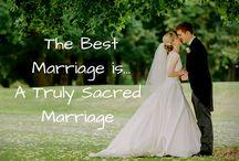 """Darem lásky našeho """"Lorda"""", je láska muže a ženy, posvěcená manželstvím."""