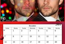 Henry Cavill Fanpage 2014 Calendar / Please enjoy, print and share our HCF 2014 Calendar made by Affiliate Artists Tess Sumie-Gipson & Ann Boudreau! Thanks so much. Also on Flickr at: http://bit.ly/1e9OCHt. http://www.facebook.com/HenryCavillFans / by Henry Cavill Fanpage