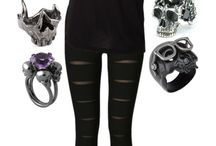 Goth Outfits!!!! / Release your inner goth with FASHION!