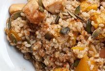 healthy vegan meals / creating healthy vegan meals