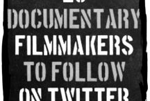 // DOCUMENTARY // / Everything you need to know about documentary Filmmaking.