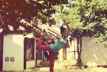"""Yoga at """"Kuarti Kinez"""" Prishtina"""