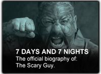 The Scary Guy / The Elimination of Hate, Violence and Prejudice Worldwide