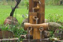Fontes e lagos