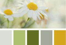 mökin värit kevät