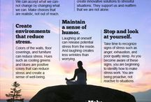 Reduce and Manage Stress