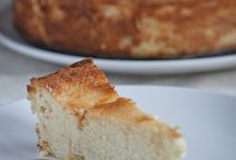 Polish traditional Cheese cake