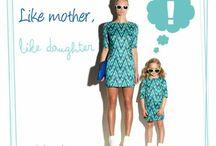 mom 'n doughter