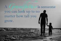 Quotes: Loss of Grandfather / Popular quotes on the loss of a grandfather by famous authors, celebrities, and newsmakers. Pin a quote that provides you with comfort or inspiration in your time of need.