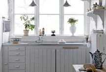Kitchen / Make a small space big