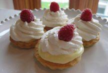 Creams/Pie Fillings / by BlenderBabes