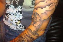 wolken & Himmel tattoo