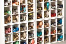 House -> Shoe Organizer