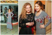 Красивая одежда / Женственные и элегантные платья молодого российского дизайнера Анастасии Петровой