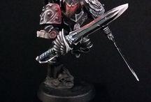 Warhammer 40k  - Ravenguard