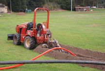 Ditch Witch Trench Digger - MSW Plant Hire Py Ltd / Our Ditch Witch trench diggers are popular for irrigation and electrical works.  Faster than an excavator with a choice of various trench widths.  Ditch Witch 70hp and 115hp trench diggers are compact machines, with trenching capabilities from 150mm to 600mm wide and down to 1.5 meters deep.