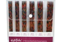 Knitting Needles and Crochet Hooks / Mary Maxim has one of the largest selections of needles and hooks to help you with your knitting and crochet projects.