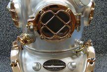 Diving Equipment - Past, Present, Future