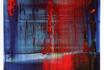 Gerhard Richter, Meloniski da Villacidero, Marc Rothko / Farver, farver, farver.