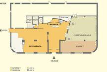 Hotel Wielkopolska / Zachęcamy do zapoznania się z ofertą Hotelu Remes Sport Spa, który przygotował dla Państwa udostępnianie sal na konferencje, szkolenia, prelekcje, wykłady czy spotkania biznesowe.